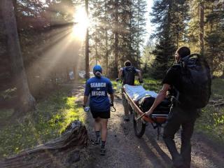 Gallatin County Search and Rescue
