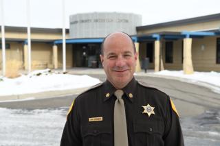 Sheriff Dan Springer