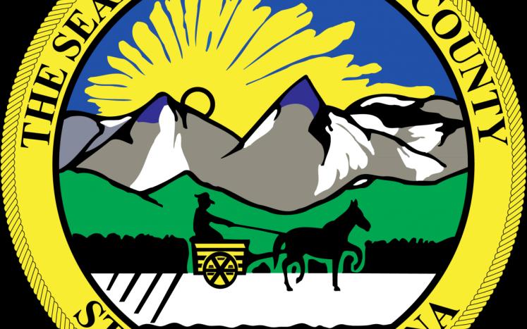 Gallatin County Seal